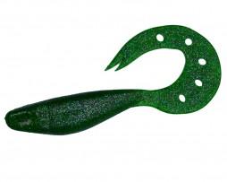 sandra vert pailleté
