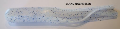 ESOX TOY 22CM BLANC NACRE BLEU