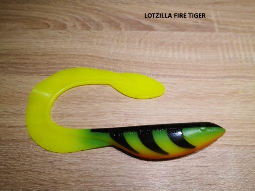 LOTZILLA FIRE TIGER